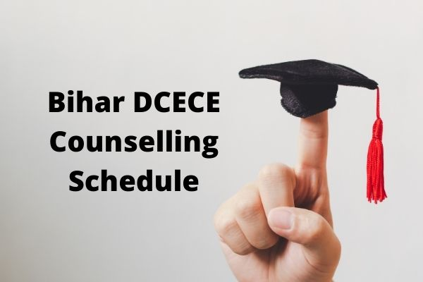 Bihar DCECE Counselling