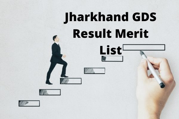 Jharkhand GDS Result Merit List