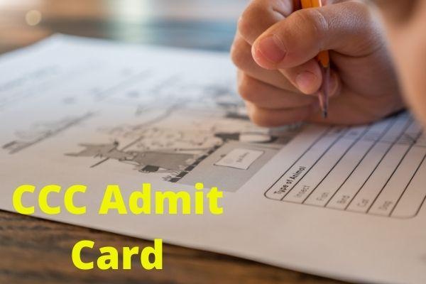 CCC-Admit-Card