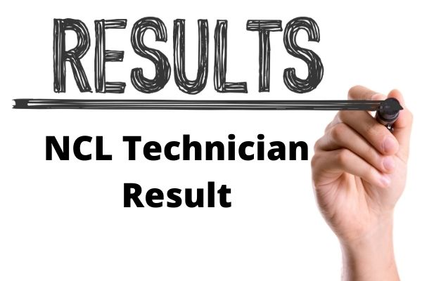 NCL Technician Result