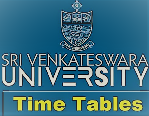 SVUNIVERITY_TIMETABLE
