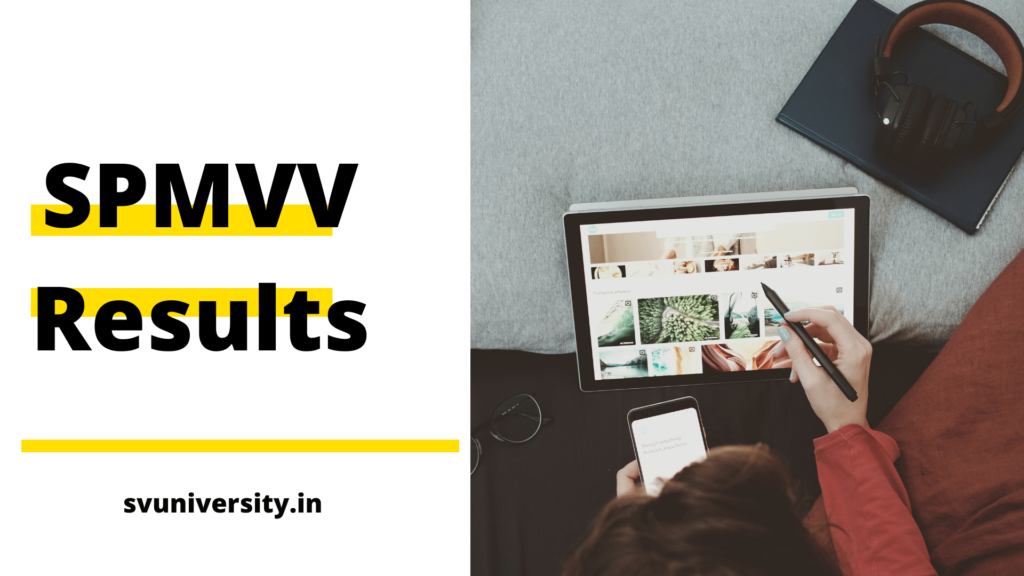 SPMVV  Results